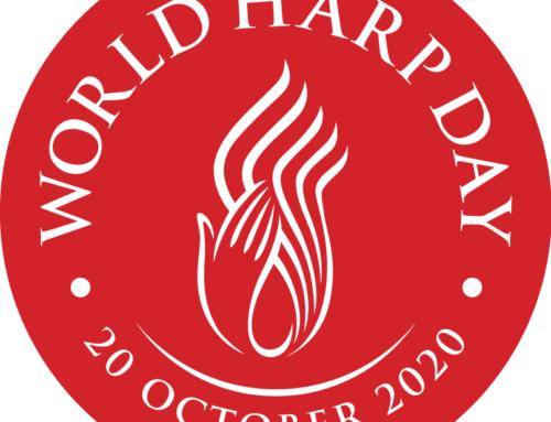 World Harp Day: België